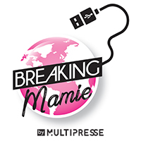 breaking Mamie Logo